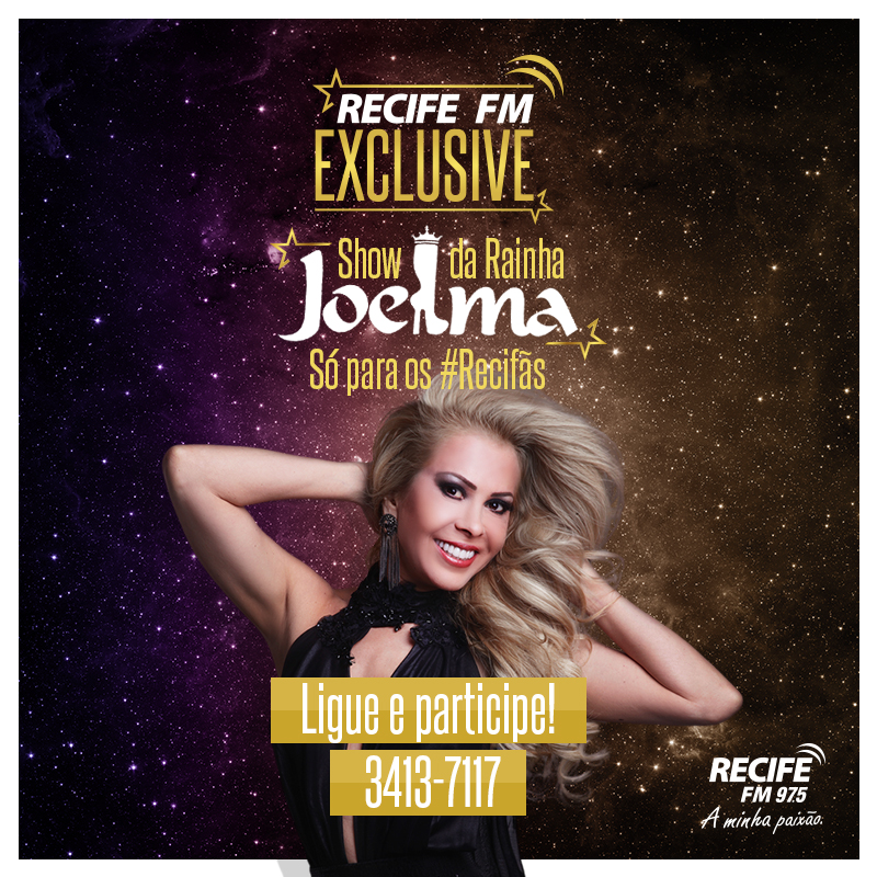 Recife exclusive promo insta joelma