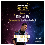 2 Recife exclusive promo batista